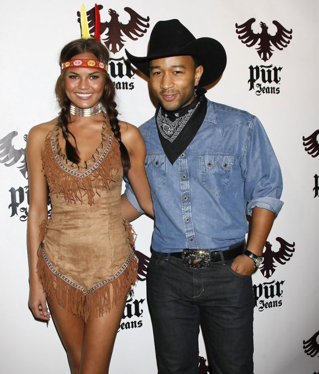 Pur+Jeans+Halloween+costumes-couple-cowboy-indian