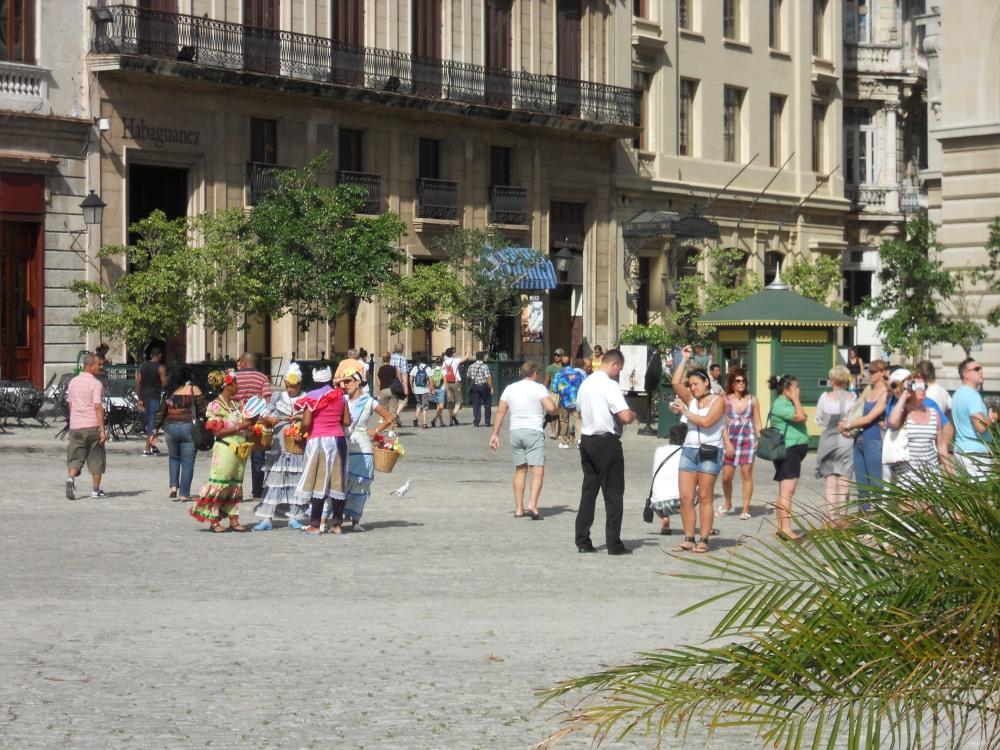 Cuba Havana people