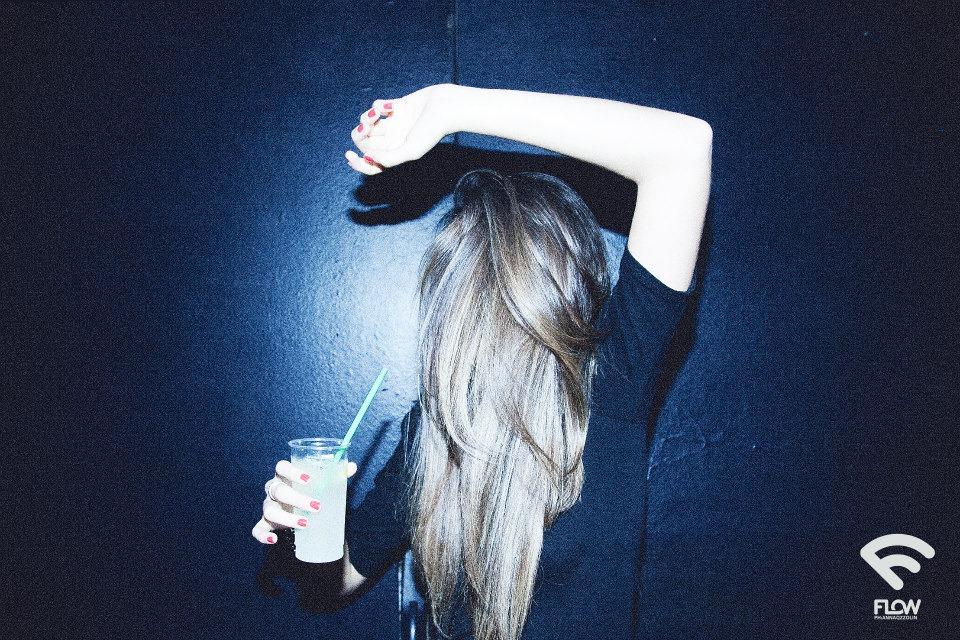 flow hair cousin it clubbing by anna qzzlin