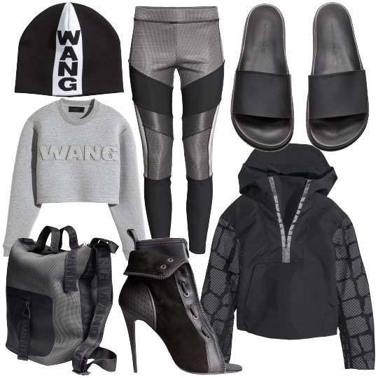 instagram alexander wang for hnm must have