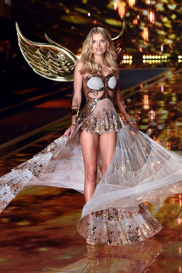 lily donaldson vs 2014 london show