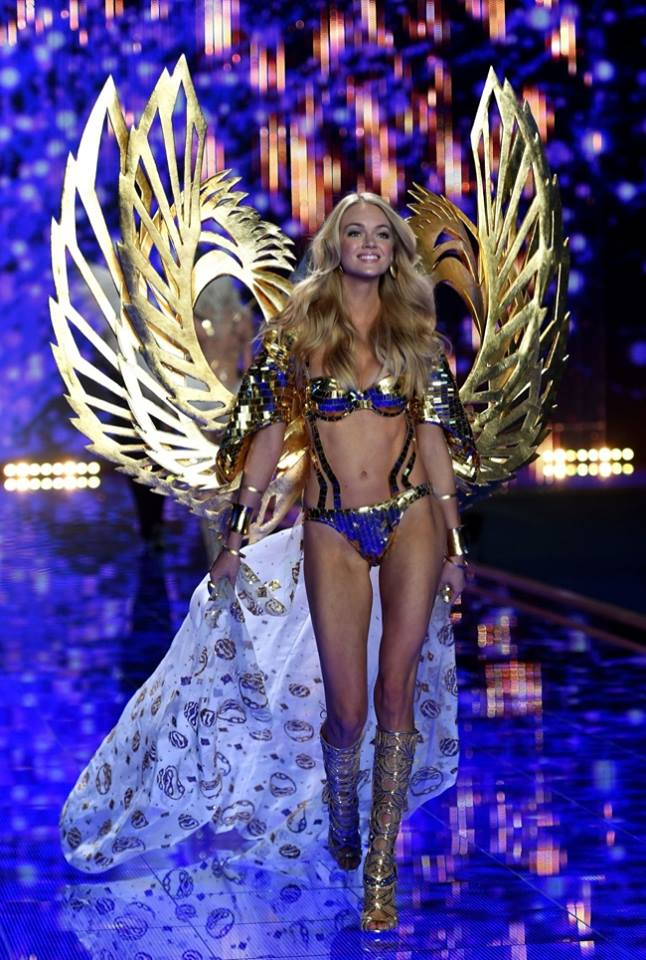 Victoria Secrets Fashion Show  London