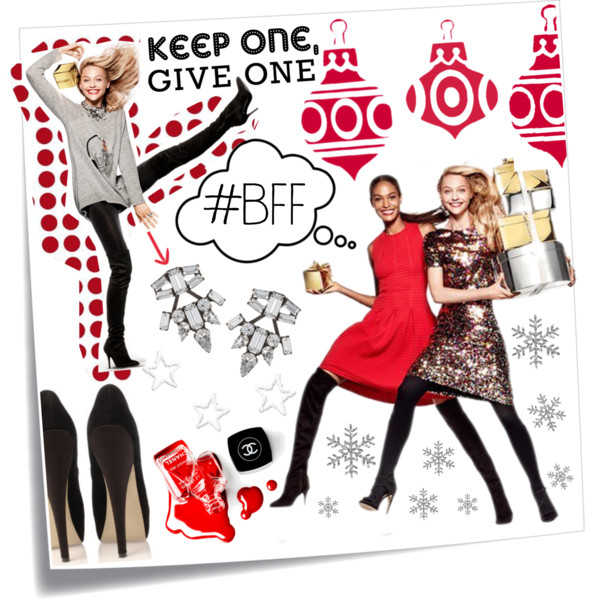 red winter fashion holidays trends