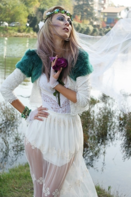 moda ninfa sposa